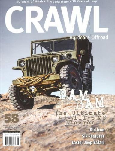 Crawl Magazine 52 - 58