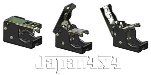 QuickLatch Axe/Shovel Mount (Set of 2)