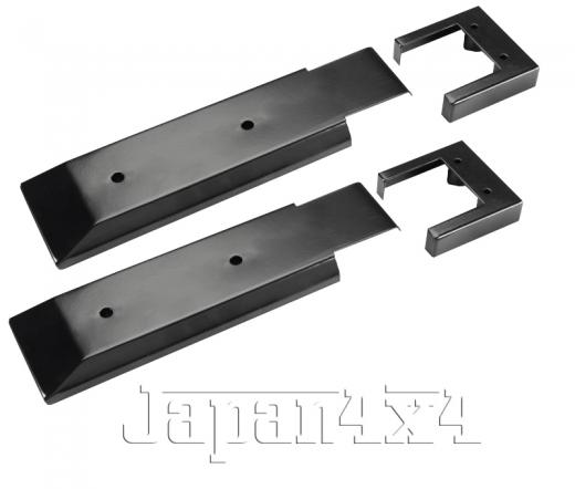 JK Tailgate Hinge Covers