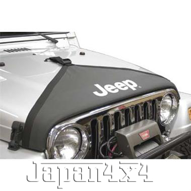 Jeep用 V-Styleボンネットカバー